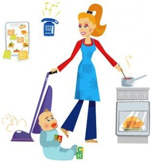 Busy-Mom-and-Housewife